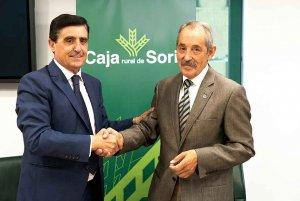 Caja Rural de Soria apoya a la Hermandad de Donantes