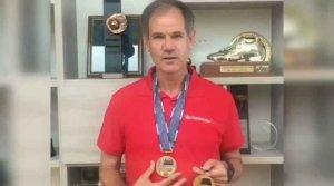 Presentación oficial de la Media Maratón Abel Antón