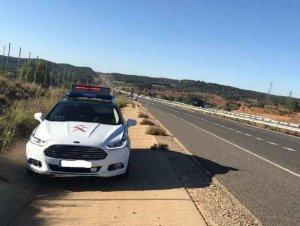 Detectado un vehículo a 215 kilómetros por hora en Los Rábanos