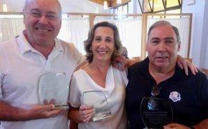 Los golfistas sorianos brillan en XVII Circuito Senior de Castilla y León