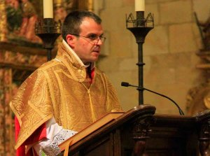 Ordenación presbiteral del diácono José María Cordero