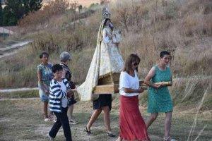 Fuentetoba celebra las fiestas de la Virgen de Valvanera
