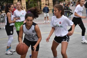 Torneo de baloncesto 3x3 FDR Joven-In - fotos