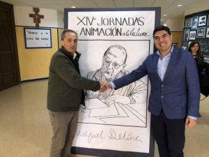 La fundación Miguel Delibes reconoce al colegio de los Escolapios