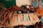 Desarticulado un punto de cultivo de marihuana en Los Rábanos