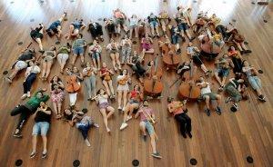 El Proyecto Ibérico Orquestal de la OSCyL llega al FOMS