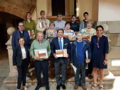 Homenaje a los ocho socios fundadores de Proynerso