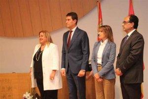 De Gregorio: discurso de la toma de posesión como delegada territorial