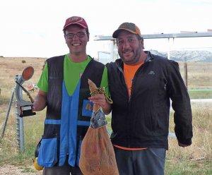 Ganadores del X Campeonato San Saturio de Compak Sporting