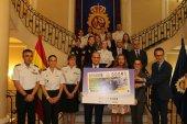 El Cupón de la ONCE celebra la incorporación de la mujer a la Policía
