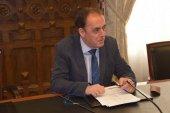 La Diputación se libera de mantenimiento de vial en polígono de Valcorba