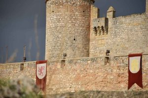 Almenar de Soria, plató de cine - fotos