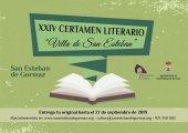 Bases del XXIV Concurso literario