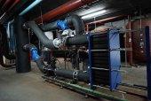 Siete instalaciones deportivas de Soria se conectan a red de calor