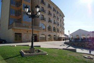 El Elche se hospeda en un hotel de San Leonardo de Yagüe