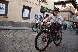 Berlanga de Duero: IV Marcha ciclista BTT - fotos