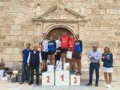 Muñoz e Izquierdo, sin rivales en el X Triatlón de Valbuena de Duero