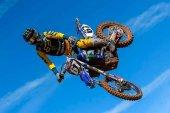 San Esteban de Gormaz celebra una carrera infantil de motocross