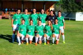 El equipo femenino del C.D. San José debuta en la liga Gonalpi