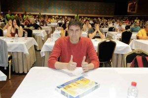Ángel Heras gana el Campeonato del Mundo de Puzzles