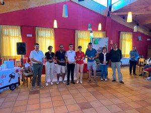Resultados del VII torneo benéfico de golf Rotary