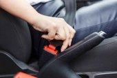 Campaña de la DGT para controlar el uso del cinturón de seguridad