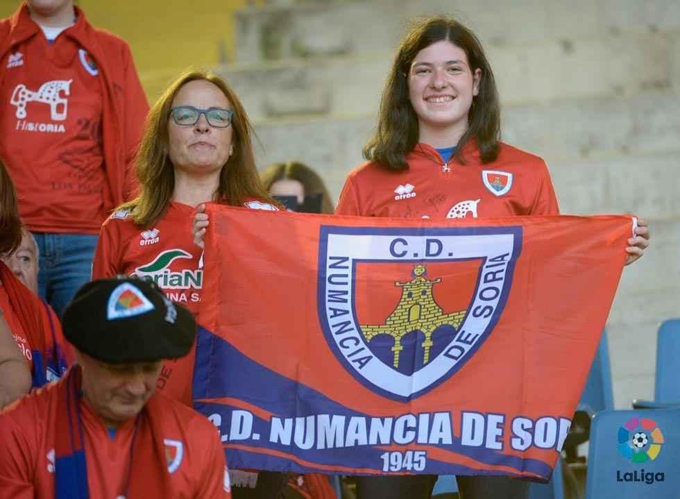 El Numancia busca fortalecer su trayectoria en Oviedo con victoria