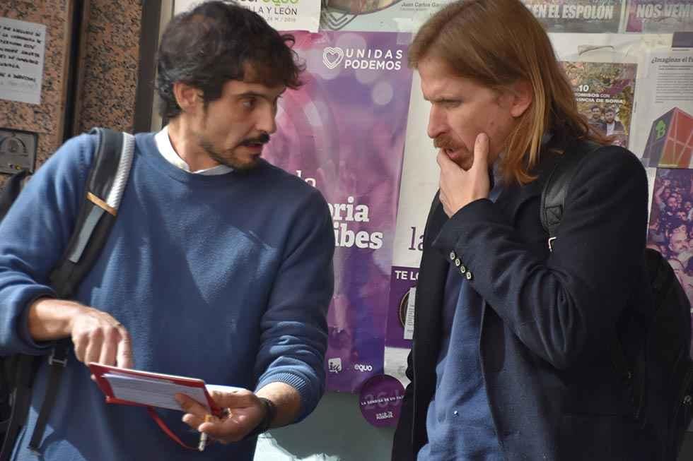 "Podemos critica que Junta ponga ""alfombra roja"" a macrovaqueria"