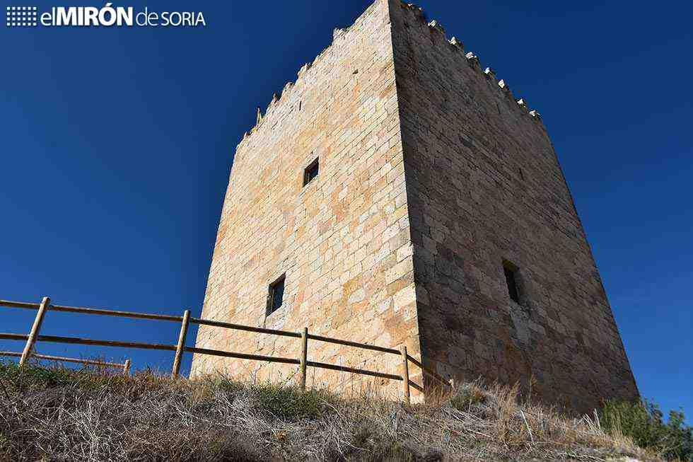Langa de Duero estrena su centro de interpretación de las Atalayas