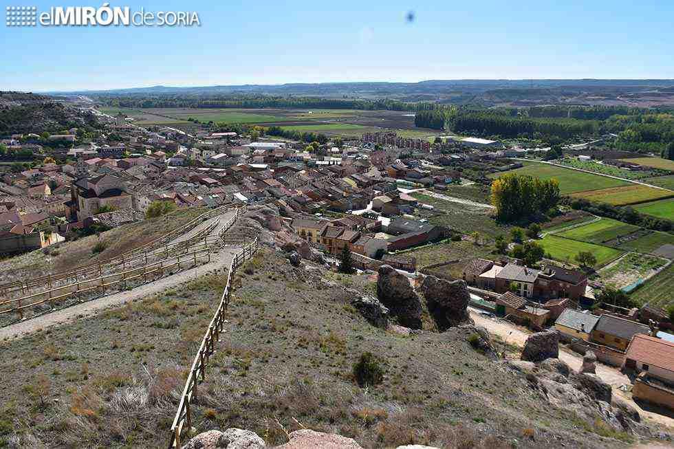 Diez viviendas para jóvenes en Langa de Duero para fijar población