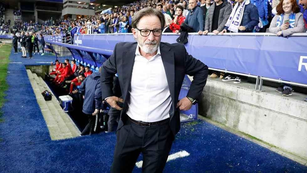 El Deportivo cesa a Anquela por la mala racha de resultados