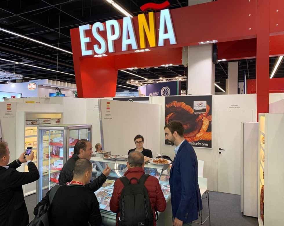 Balance positivo de la Marca de Garantía Torrezno de Soria en Alemania