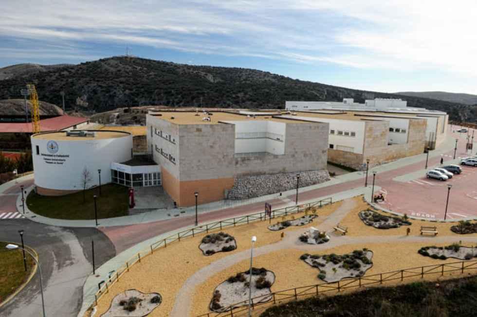 Las ayudas de la Diputación incrementan matrícula en Campus