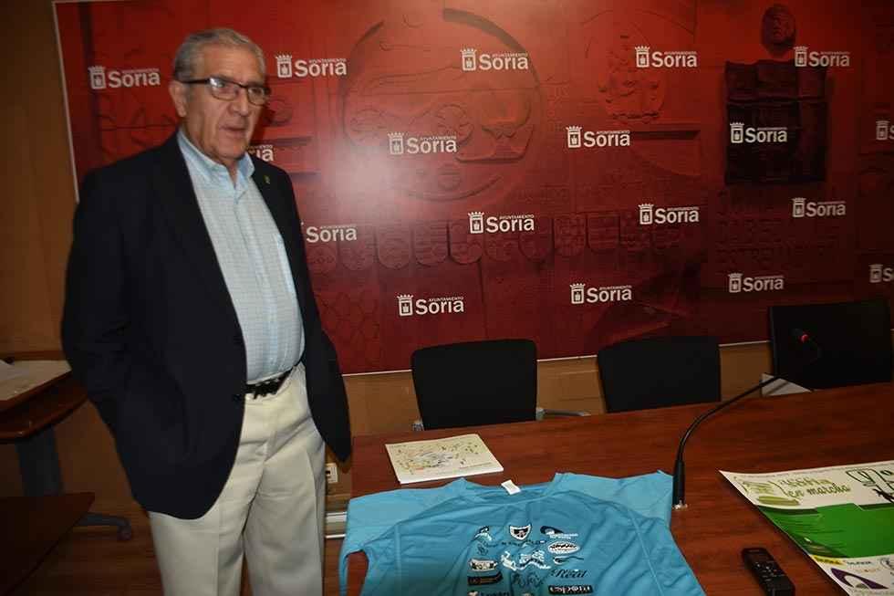Fecha para la VII edición del Camino por Soria contra el Cáncer