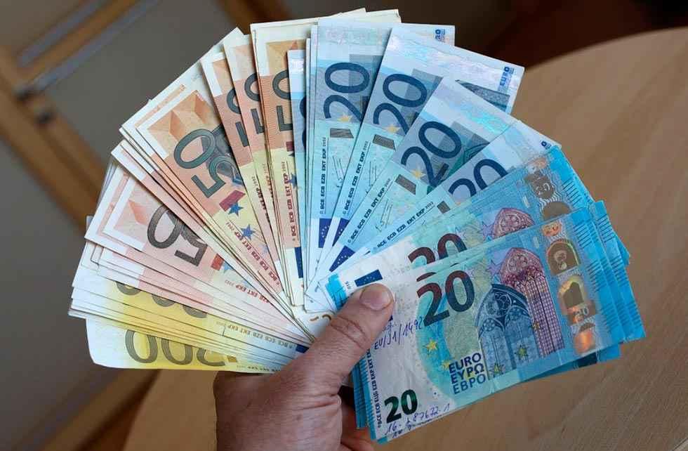 Jornada para aprender a detectar billetes y monedas falsas