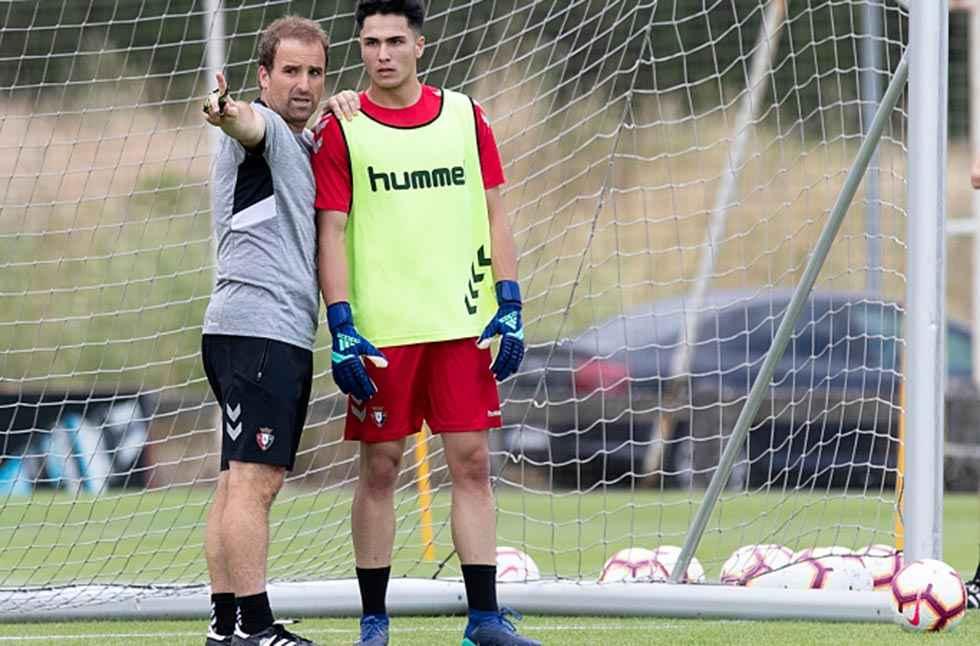 El agredeño Iván Martínez, convocado con la selección sub-17