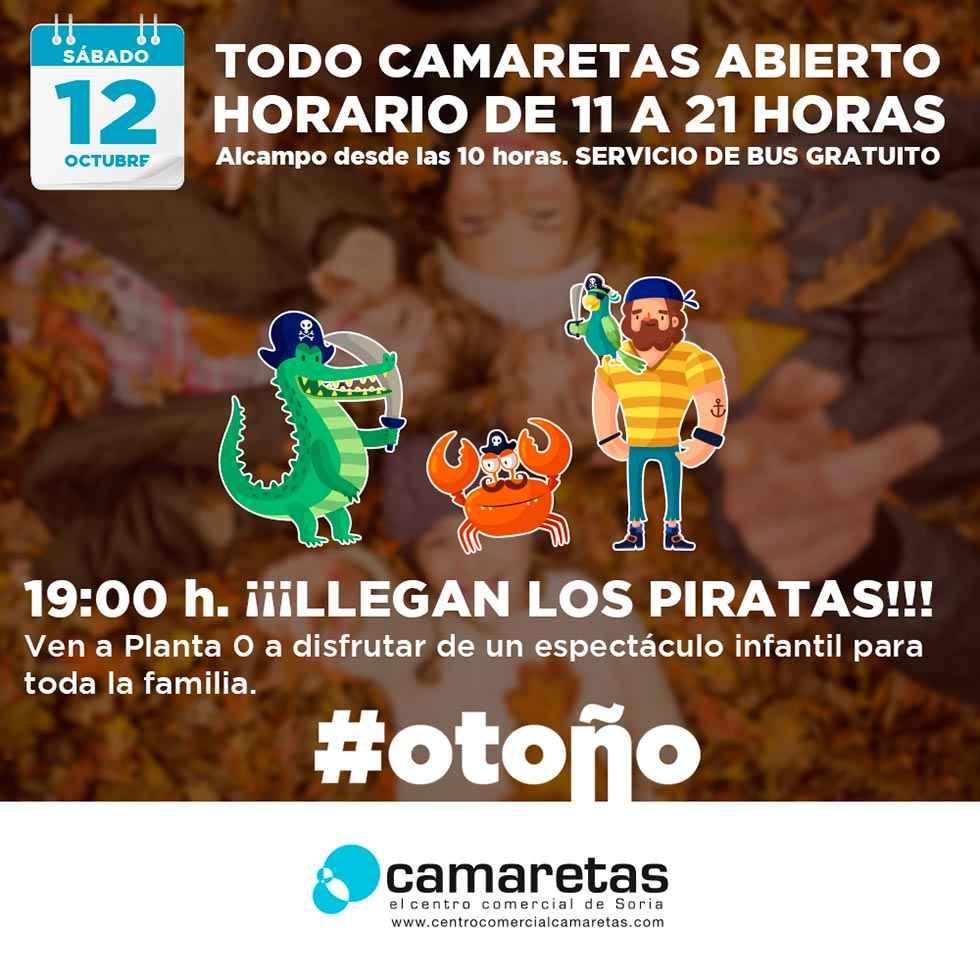 El centro comercial Las Camaretas abre el 12 de octubre