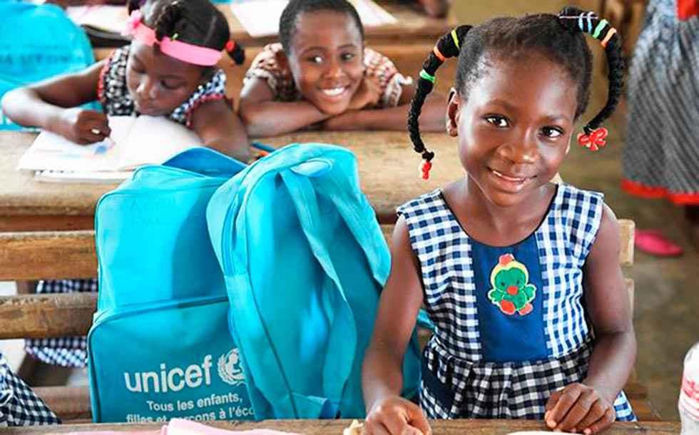 UNICEFreta a las pymes a apoyar a los niños más vulnerables