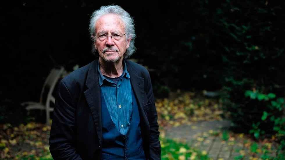 Soria felicita al Premio Nobel Peter Handke