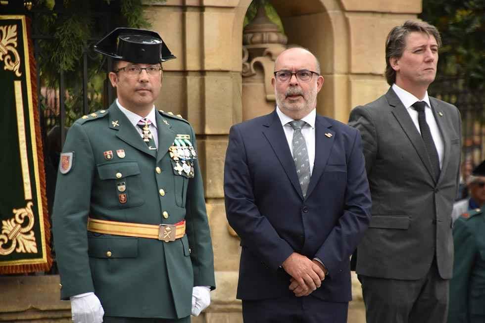 Latorre destaca el papel de la Guardia Civil en cohesión y seguridad