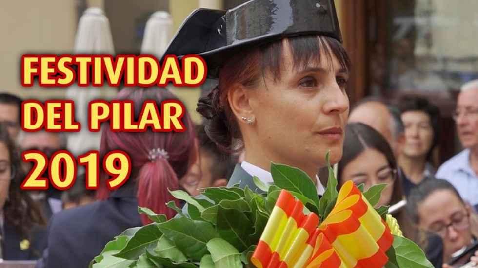 Video resumen del Día del Pilar en San Esteban de Gormaz
