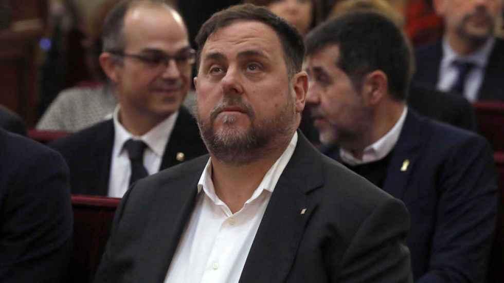 El Supremo condena a 13 años de prisión a Oriol Junqueras