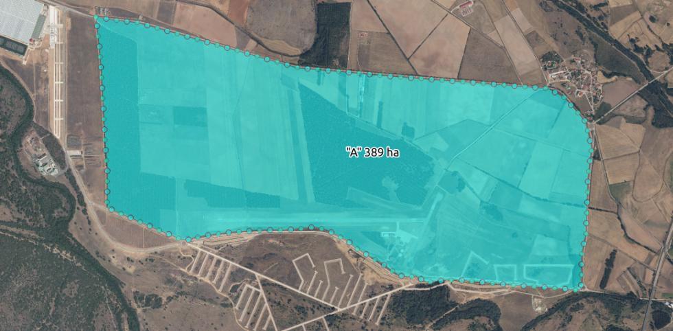 ASDEN reclama reunión a Diputación para aclarar proyecto de aeroparque