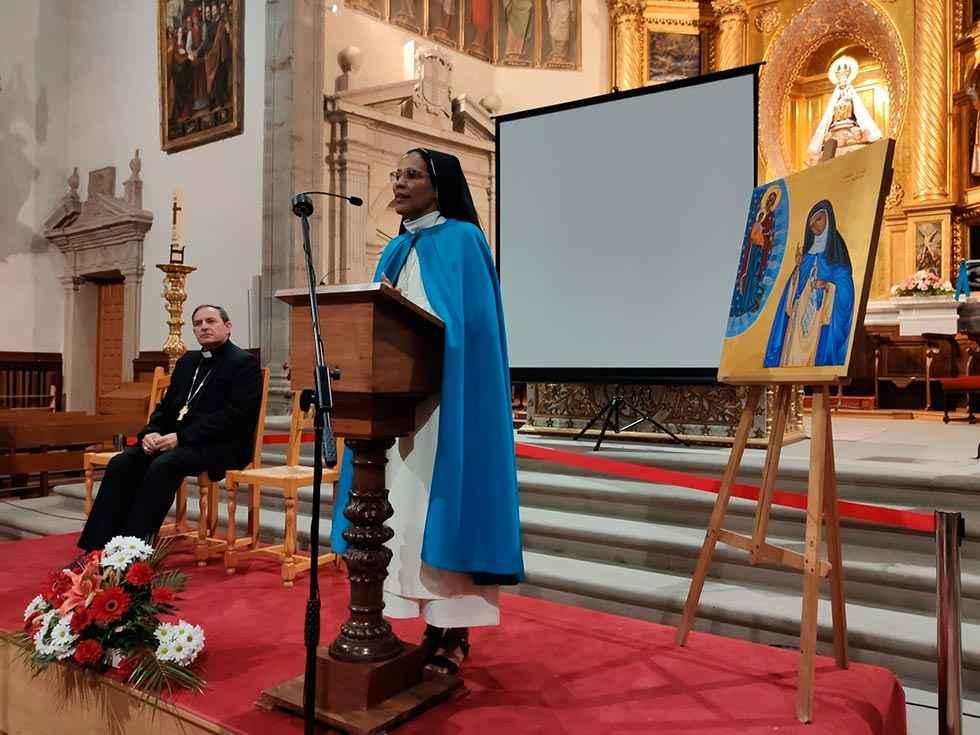 Sor Vianney, reelegida abadesa de las MM. Concepcionistas