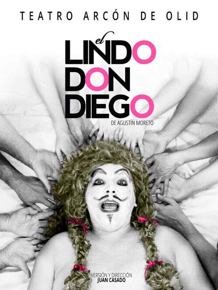 """Representación de la comedia """"El lindo don Diego"""""""