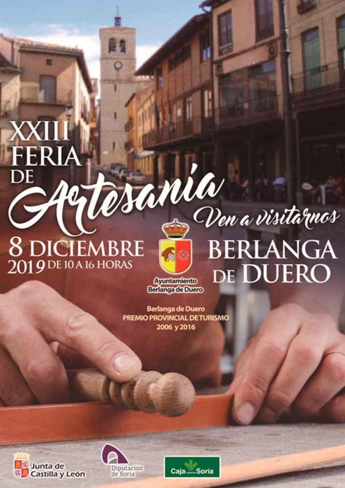 Inscripciones para la XXIII edición de la Feria de Artesanía
