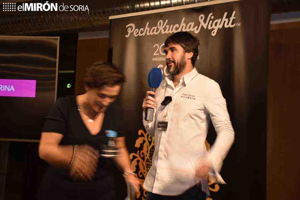 Videos de la I edición de Pechakucha Night Soria