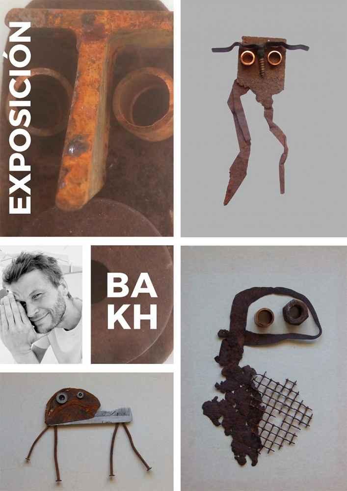 """Thomas Bakh sorprende en el """"Espacio de Arte"""" Monreal"""