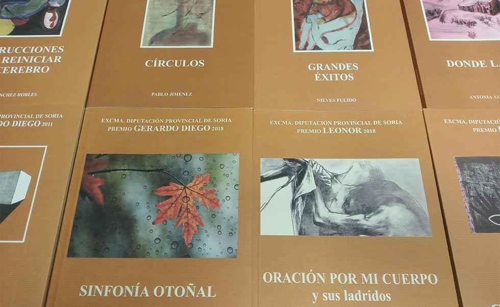 Fallo de los premios Leonor y Gerardo Diego de poesía