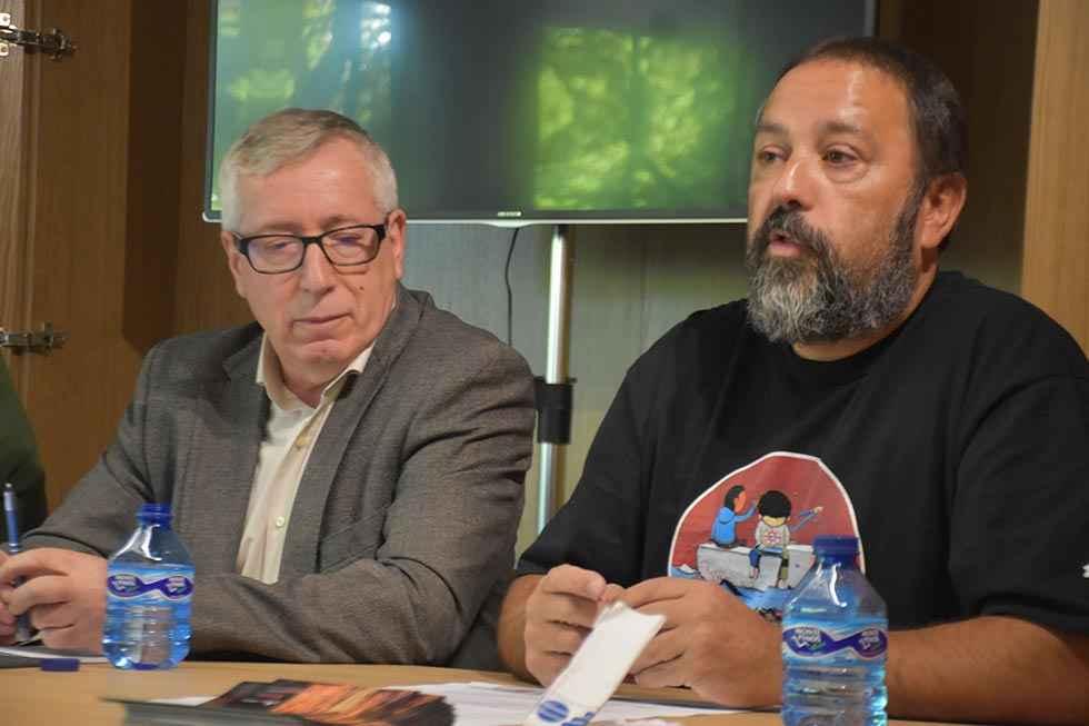 """Fernández Toxo: """"España es mucho más que Madrid y Barcelona"""""""